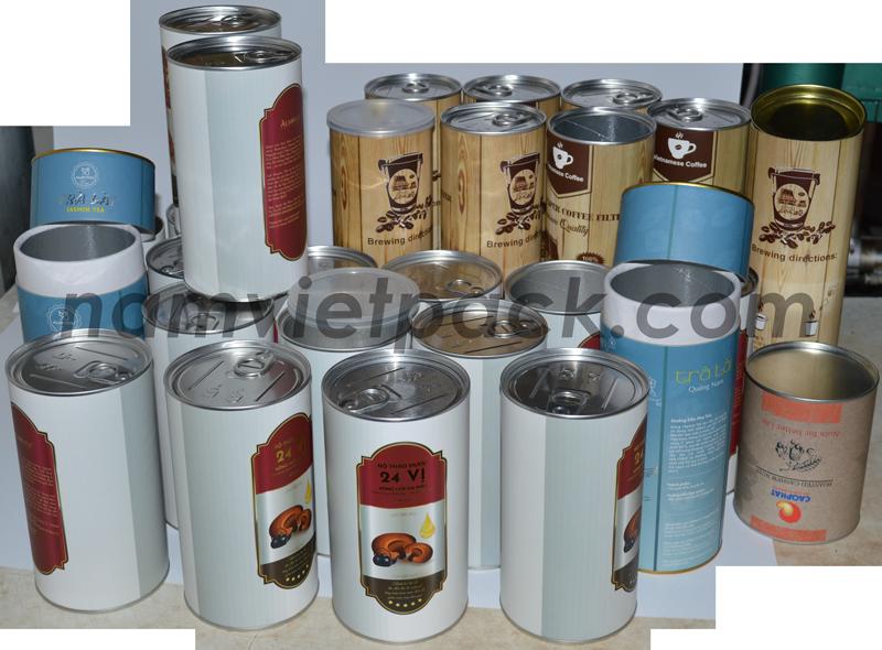 Aluminum Paper Tubes